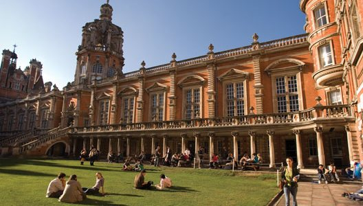 Royal Holloway London – Source: Official Website of the university